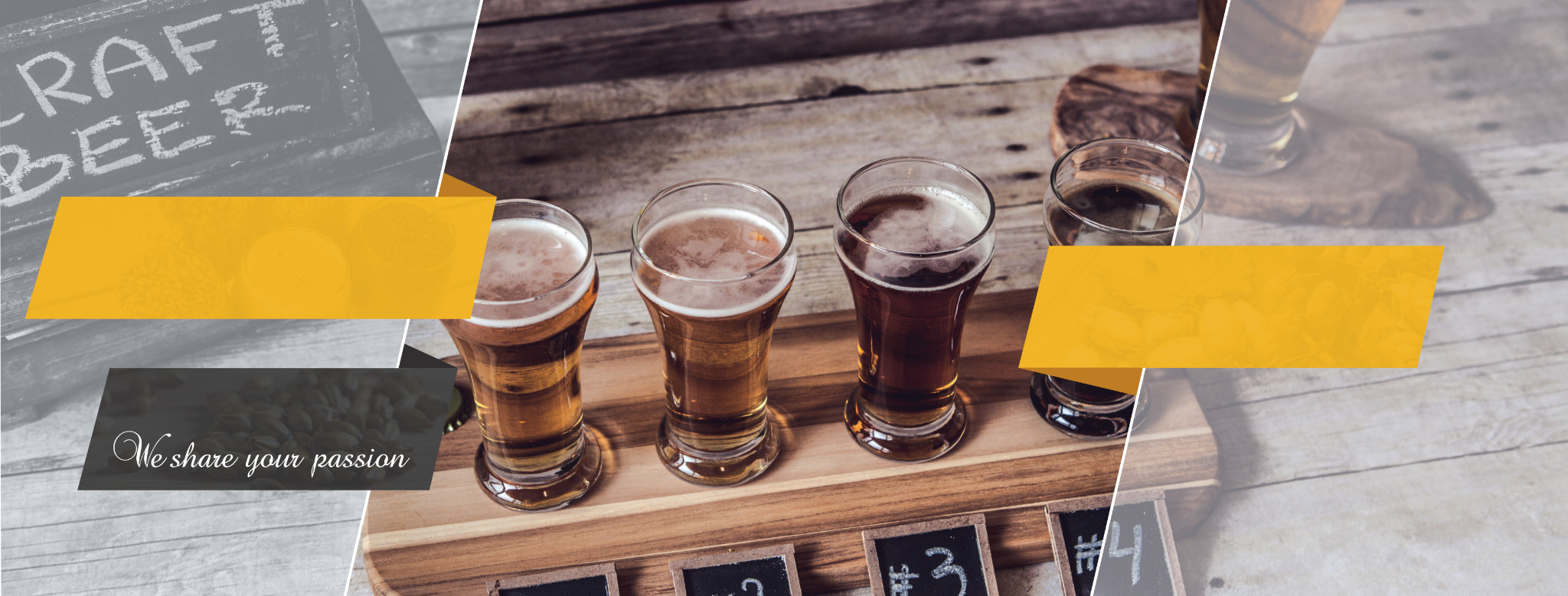 Beer Enthusiast header image