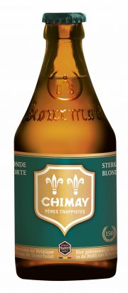 Chimay Trappist Cent Cinquante Blonde Forte
